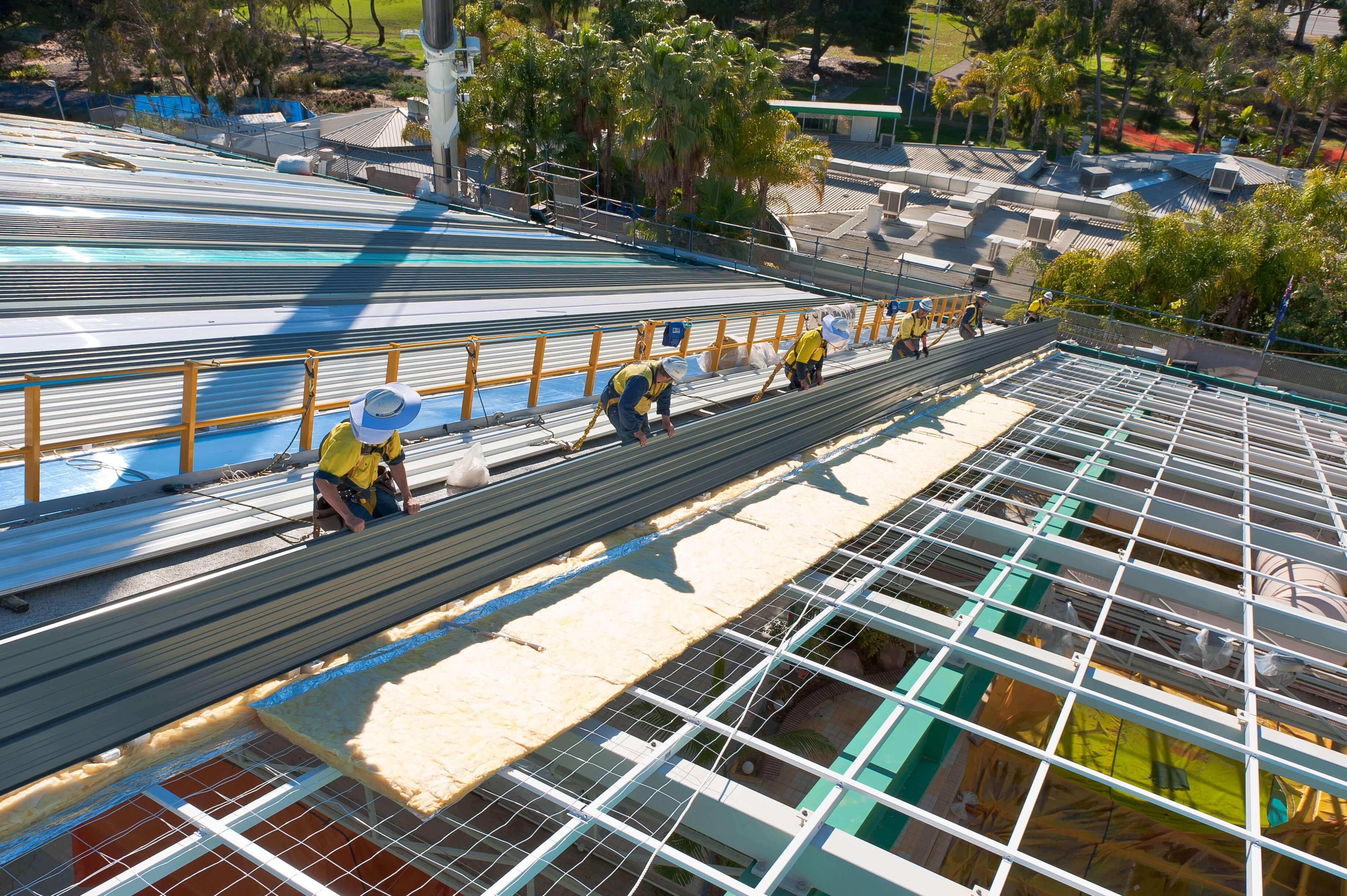 asurco roofing and cladding construction adelaide
