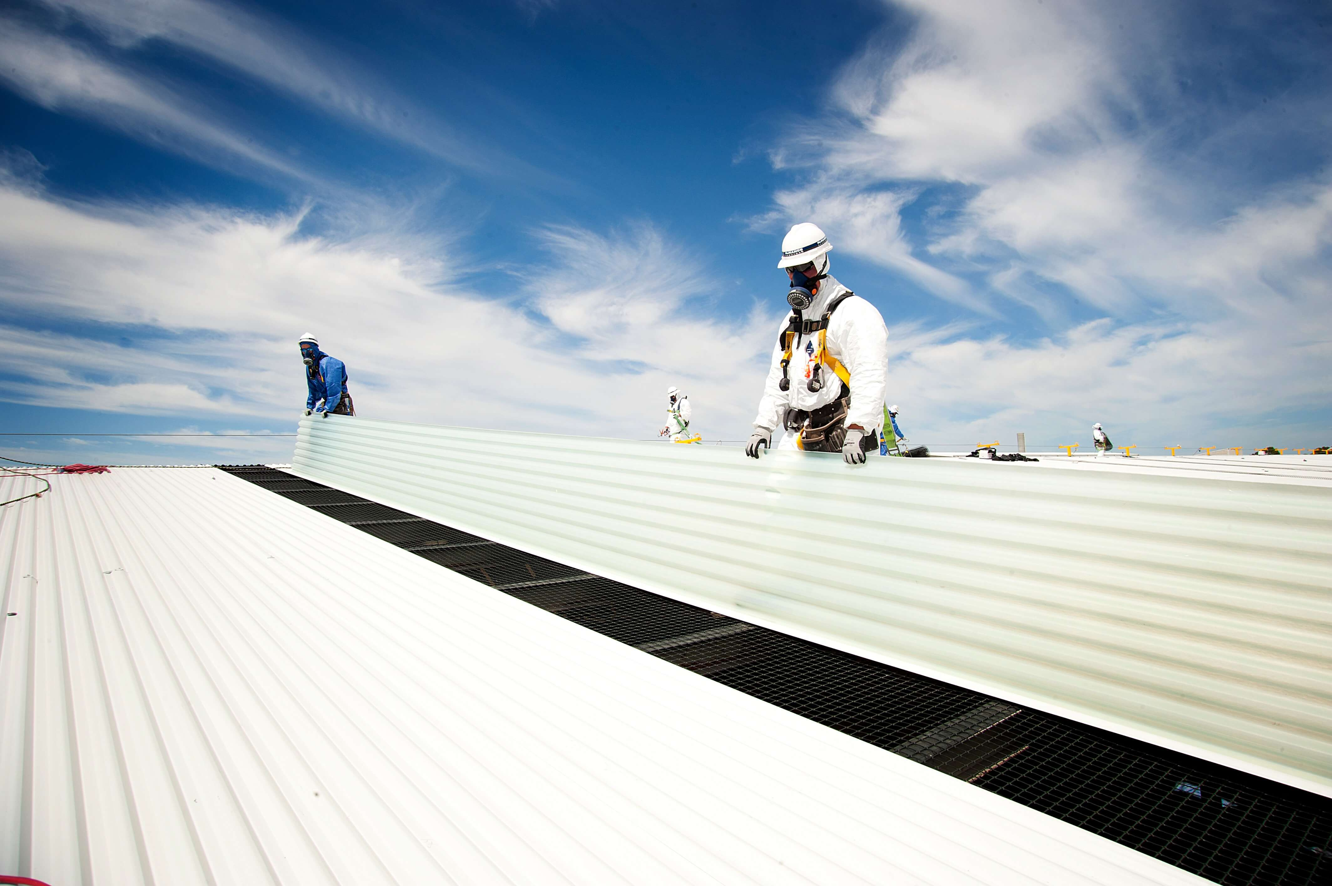 Asurco roofing and cladding remediation